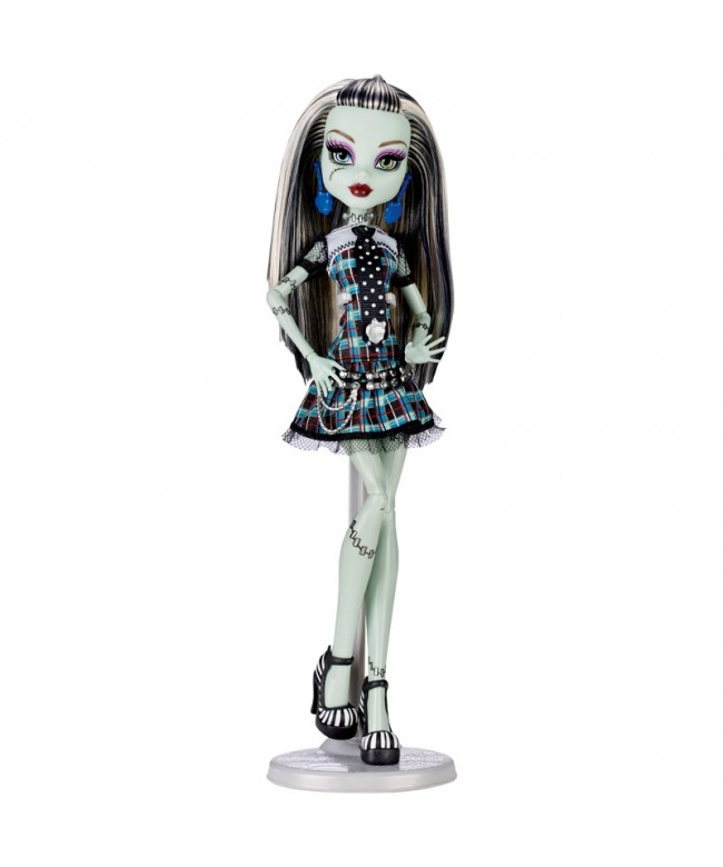 Boneca Monster High- Frankie Stein - Mattel